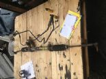 SKODA FABIA VW POLO MK5 2001 SEAT AUDI STEERING RACK BREAKING 6N2422061E